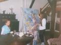 V atelieru s Dagmar Havlovou