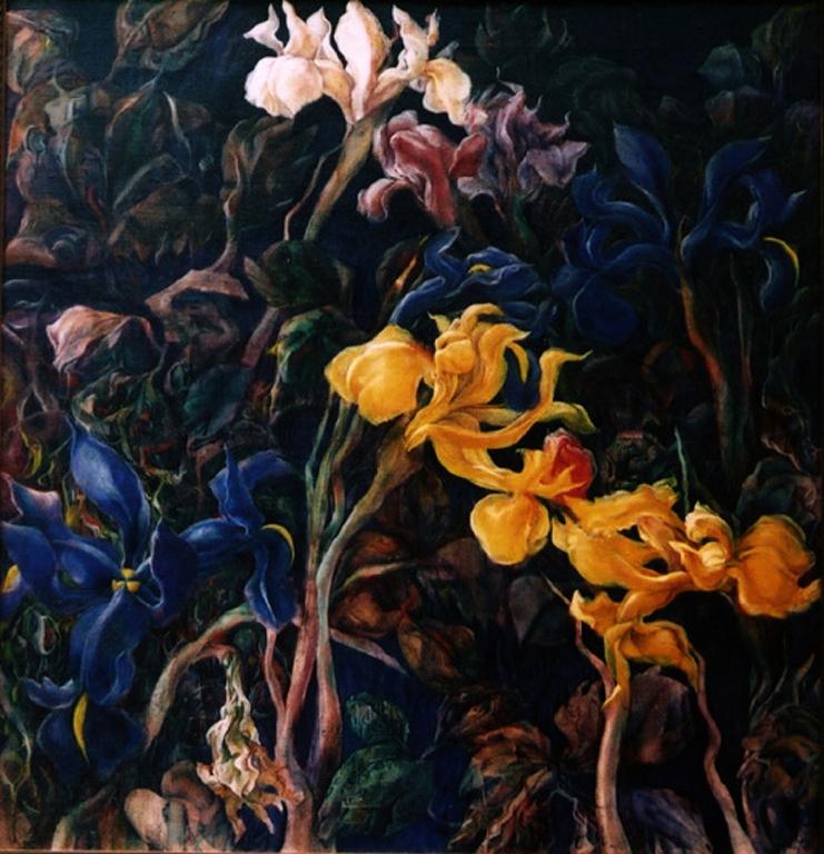 ",,Irises"""