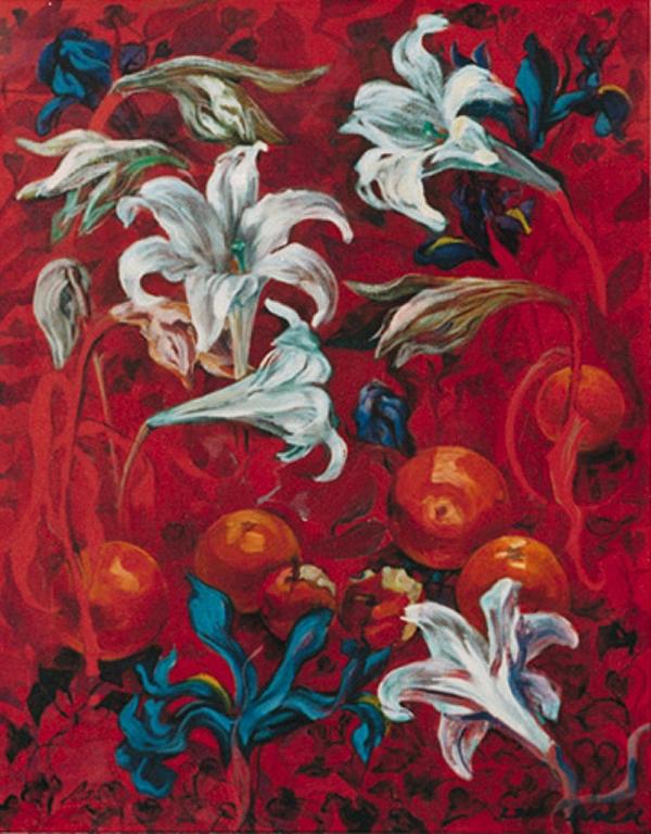 ",,White lilies"""