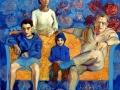 ,,Portrait of family Hopkins''