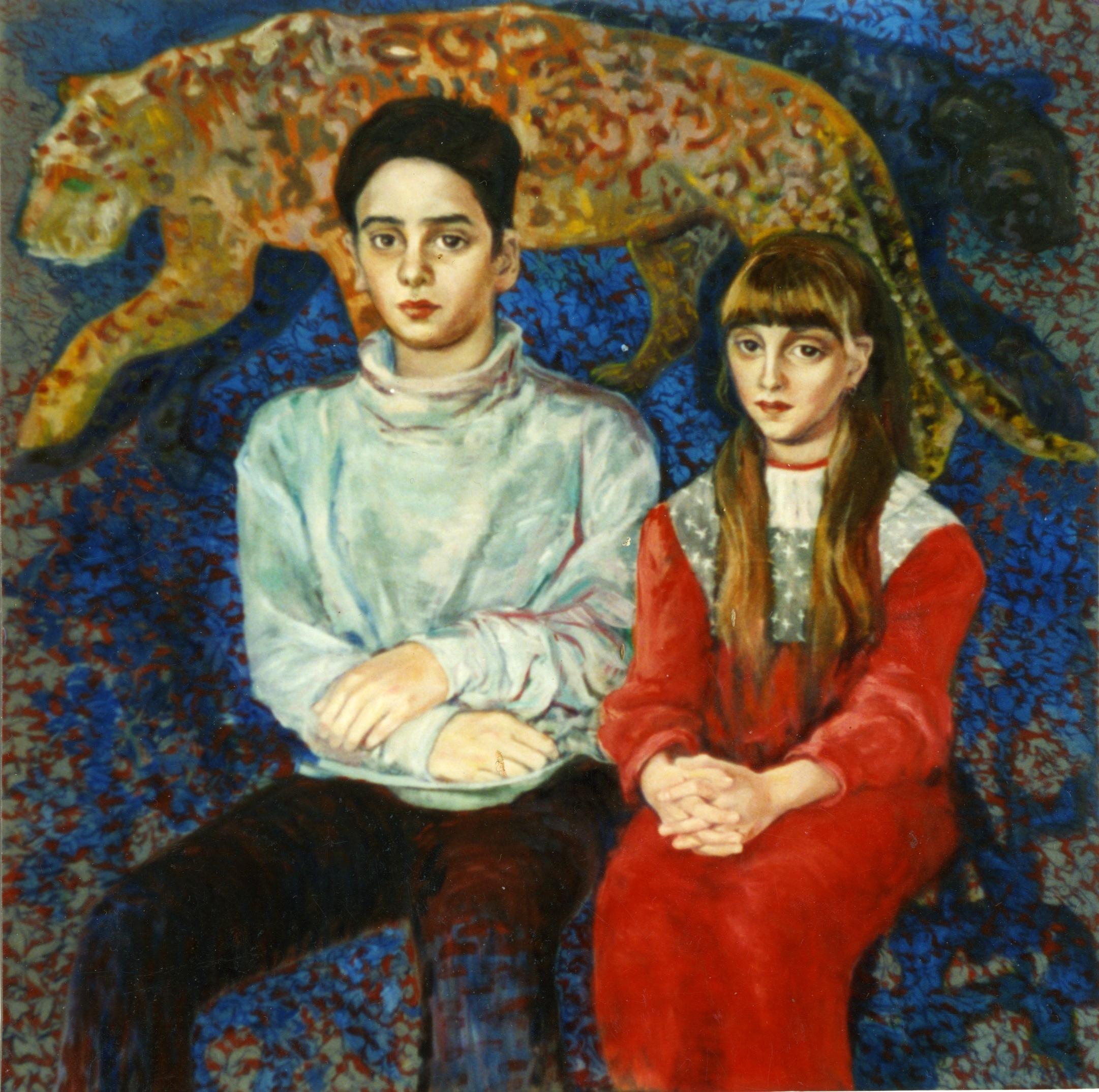 Karel a Eliška
