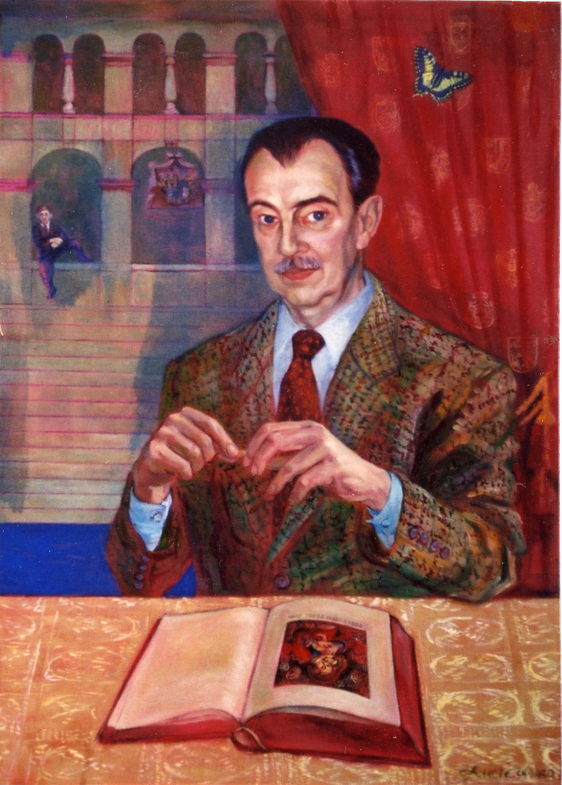Portrét  Otakara Lobkowicz