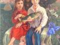 Portrét Bety a Marka