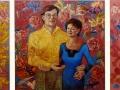 Portrét rodiny Tima Kempstera