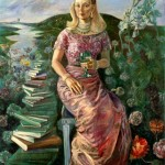 1-Portrait-of-Princess-Bettina-Lobkowicz-200-x-126-cm-2003-Prague
